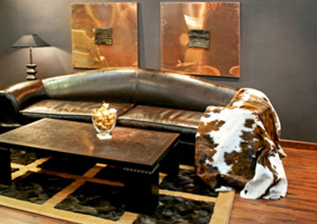 Cowhide Rugs, Pillows and Throws – Ideal Decor Pieces