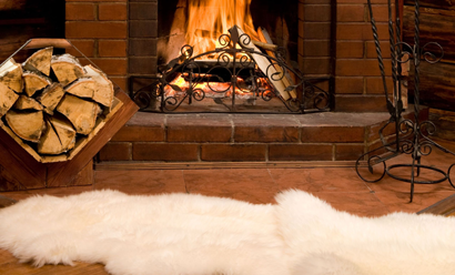 Sheepskin Rugs – Making A Comeback In Home Interiors