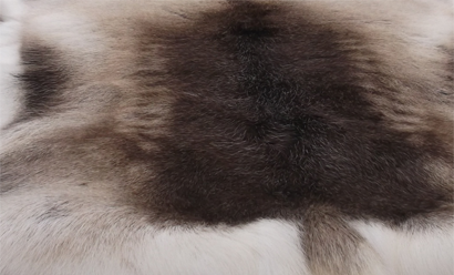 Get Ready For Winter With A Wonderfully Soft Reindeer Rug
