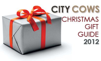 City Cows Christmas Gift Guide 2012