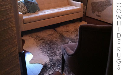 Cowhide Rugs – Five Fast Facts About Cowhide