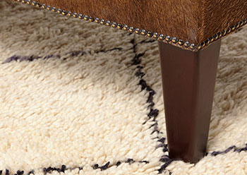 Beni Ourain Rugs Are Enchanting and Versatile