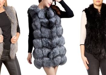 Through The History Of The Runways – The Fur Gilet